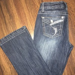Earl jeans size 4p